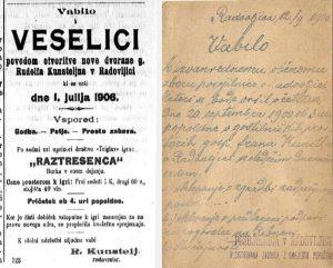 Gorenjec, 22. 06. 1906